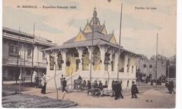 LAOS(EXPOSITION 1906 MARSEILLE) - Laos