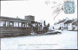 NOISY LE ROI LE TRAMWAY - Francia