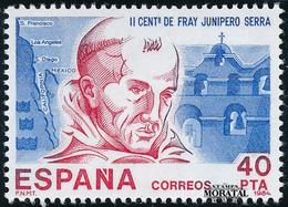 1984 Spain  Sc 2394 UPAEP UPAEP **MNH Very Nice, Mint Hever Hinged  (Scott) - 1931-Today: 2nd Rep - ... Juan Carlos I