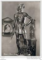 FIRENZE:  MUSEO  NAZIONALE  -  DAVID  DEL  VERROCCHIO  -  FOTO  -  FG - Musei