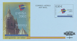 2002 Spain  Sc 0 0  **MNH Very Nice, Mint Hever Hinged  (Scott) - Stamped Stationery