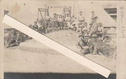 Messines 1919 ,( Mesen ) , Kloster ;( Fotokaart ,   ) - Messines - Mesen