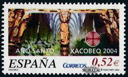 2004 Spain  Sc 3303 Xacobeo Painting **MNH Very Nice, Mint Hever Hinged  (Scott) - 1931-Today: 2nd Rep - ... Juan Carlos I