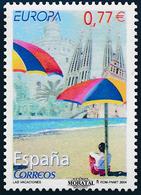 2004 Spain  Sc 3292 Europe Europe (cept) **MNH Very Nice, Mint Hever Hinged  (Scott) - 1931-Today: 2nd Rep - ... Juan Carlos I
