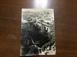 Fez Palais Jamaï Vue Du Jardin De L'hotel Et De La Ville - Morocco