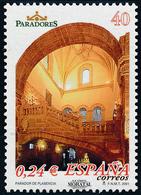 2001 Spain  Sc 3083 Paradores (Plasencia) Tourism **MNH Very Nice, Mint Hever Hinged  (Scott) - 1931-Today: 2nd Rep - ... Juan Carlos I
