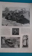 Accident De Train,la Collision D'Epernon 1906 - Documentos Históricos