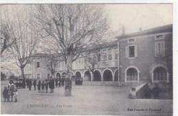Ardèche - Chomerac - Les écoles - Frankreich
