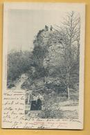 C.P.A. FROUARD - Ruines Du Château - Frouard