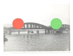 LIEGE - Pont Du Val Benoit En 1939 Avant Sa Destruction  - Photo 13 X 18 Cm  (b272) - Lieux