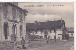Saône-et-Loire - Fontaines-les-Chalon - Nouveau Bureau De Postes - Francia