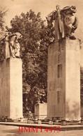 CPA - LUNEVILLE - Monument Aux Morts 54 Meurthe Et Moselle - N° 1107 - Edit. D'Art V. Roeder - Nancy - Luneville