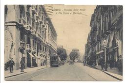CATANIA . PALAZZO DELLE POSTE E VIA ETNEA E CARONDA - Catania
