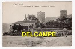 DD / 06 ALPES MARITIMES / LA NAPOULE / LE CHÂTEAU DE LA NAPOULE (2) - Francia