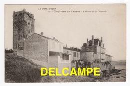 DD / 06 ALPES MARITIMES / LA NAPOULE / LE CHÂTEAU DE LA NAPOULE (3) - Francia