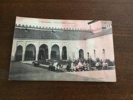 Marrakech Cour De L'hopital Maisonnave - Autres
