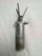 1940 Smi.35 Schrapnellmine 35 Zunden Spoletta  Fusee Neutralisé Obus GRENADE - Armas De Colección