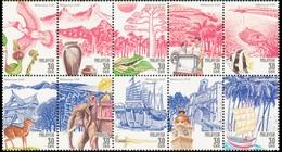 MALASIA MALAYSIA 1999 CONMEMORACIÓN DEL NUEVO MILENIO NEW MILLENIUM MNH - Malaysia (1964-...)
