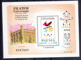 SPANJE - Michel - 1999 - BL 75 - MNH** - Blocs & Hojas