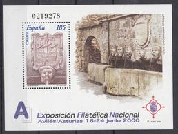 SPANJE - Michel - 2000 - BL 84 - MNH** - Blokken & Velletjes