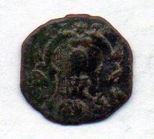 GERMAN STATES - AUGSBURG, 1 Heller, Copper, N.D. (17th Century) - Monedas Pequeñas & Otras Subdivisiones