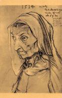 Albert Durer (Berlin - Cabinet Des Estampes) - Portrait De La Mère De L'Artiste - Peintures & Tableaux
