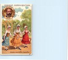 CHROMOS ' Guérin Boutron - Compositeurs De Musique - Lacome - Trade Cards