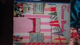 Circus Book Mayo Payne Graphic Cirque Zirkus Children Livre Enfants Kinderbuch - Libros Antiguos Y De Colección