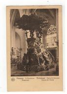 Tienen  Thienen St-Germanus Preekstoel .Tirlemont Eglise St-Germain  Chaire De Vérité - Tienen