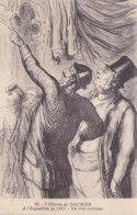 L'OEuvre De Daumier (Fantaisie) - A L'Exposition De 1867 - Un Vrai Cicérone - Humour