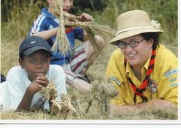 Scouts Scoutisme Animée Le Camp Mosaïque - Scouting