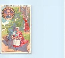 CHROMOS ' Guérin Boutron - Compositeurs De Musique - Maillart - Trade Cards