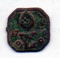 GERMAN STATES - AUGSBURG, 1 Heller, Copper, 1715-40, KM #128 - [ 1] …-1871 : Duitse Staten