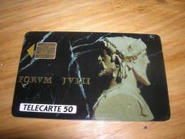 Telecarte 50u Privee D205 D 205 Hermes Bicephale De Frejus No 358 TTB Peut Etre Neuve - Privées