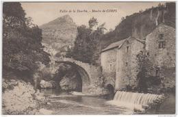 VALLEE DE LA DOURBIE MOULIN DE CORPS 1914 TBE - France