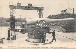 12/16    71   Le Creusot    Ets. Schneider & Cie      Canon De 27m/m   Pour Le Japon          (animations) - Le Creusot
