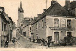 Chateaubourg -   La  Grande  Rue. - Autres Communes