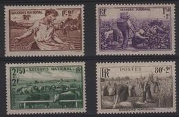AGRI 15 - FRANCE N° 466/69 Neufs* Agriculture - France