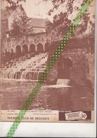 Touring 1938, Vieux Moulin à Hyon, Wintersport, Sports D'Hiver, Kerk Roosebeke-Zwalm, Bastia - Livres, BD, Revues