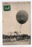 - CPA VERSAILLES (78) - 1er Génie - Ecole Des Ballons 1910 (belle Animation) - Edition B. F. 113 - - Versailles
