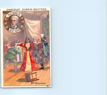CHROMOS ' Guérin Boutron - Compositeurs De Musique - Guiraud - Trade Cards