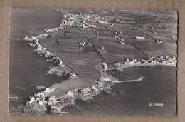 CPSM ALGERIE - GUYOTVILLE - La Madrague , Vue Aérienne TB PLAN D'une Partie De La Ville + TAMPON MILITAIRE 1958 - Other Cities