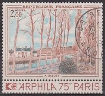 Art - Peinture - Impressionnisme: Sisley: Canal Du Loing - FRANCE - N° 1812 - 1974 - France