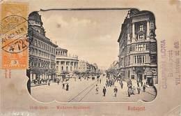 BUDAPEST.- WAITZNER -BOULEVARD - Hungría