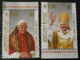09 Vatican Habemus Papam Benoit XVI Episcopus Romae Benedictus XVI - Papes