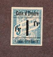 Cote D'ivoire Colis N°7r N* TB Cote 60 Euros !!! - Neufs