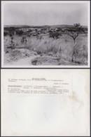 "CONGO BELGE PHOTOS C.LAMOTE(24X18 Cm) 1950 ""VILLAGE AU SUD DE KASONGO-LUNDA  (7G) DC-5215 - Afrika"