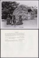 """CONGO BELGE PHOTOS C.LAMOTE(24X18 Cm) 1950 """"FEMMES BAHOLO """"  (7G) DC-5216 - Afrika"""