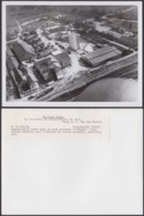 """CONGO BELGE PHOTOS VAN DEN HEUVEL (24X18 Cm) 1945 """" LA BRASSERIE DE LEOPOLDVILLE """" (7G) DC-5224 - Africa"""