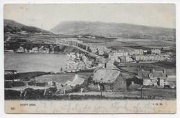 Port Erin.  I.O.M.. - Early Blum & Degen 923 - Undivided Back - Isle Of Man